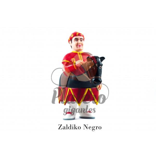 Zaldiko negro (Kiliki Pamplona)