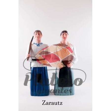 Arpoilaria y Baserritarra (Zarautz)
