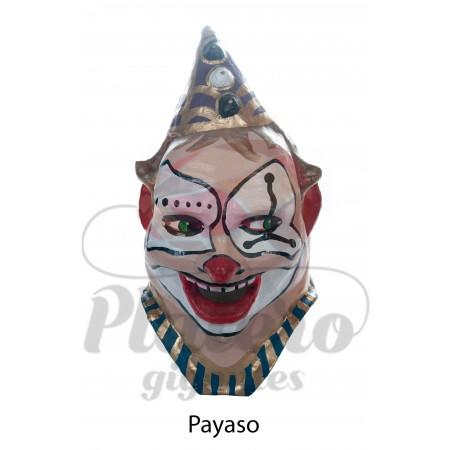 Cabezudo Payaso