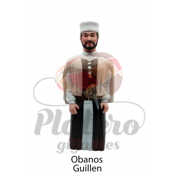 Gigante de Obanos