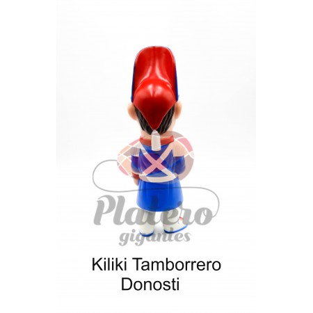 kiliki Tamborrero de san sebastian