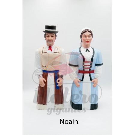 Gigantes de Noain Pascasio y Leonor