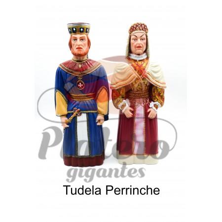 Gigantes Tudela Perrinche Herodes y Herodias