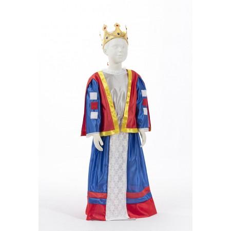 Disfraz Rey Europeo