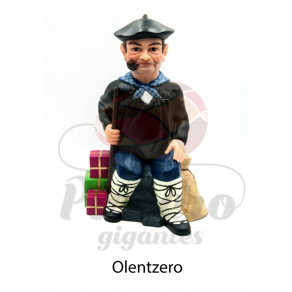 Olentzero en Goma