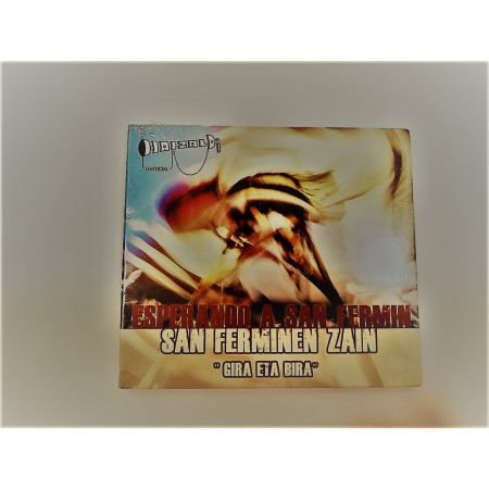 CD Audio Esperando a San Fermin