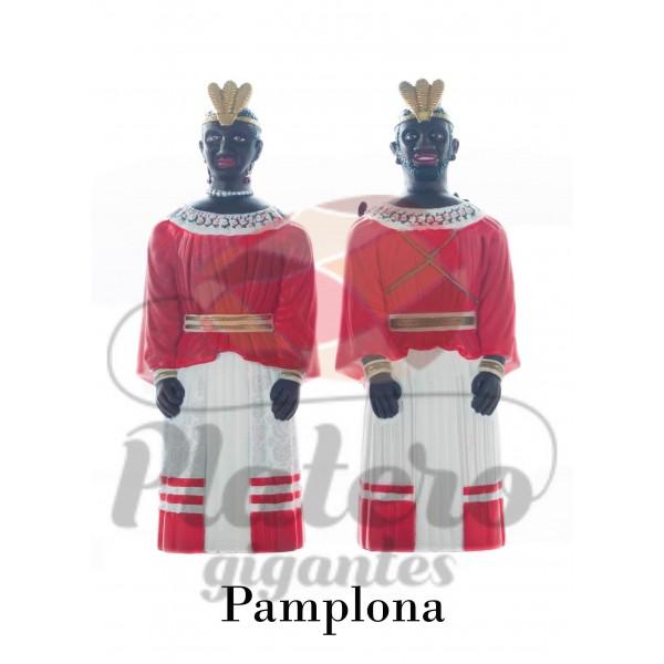 Rey y Reina Americanos (Gigantes Pamplona)