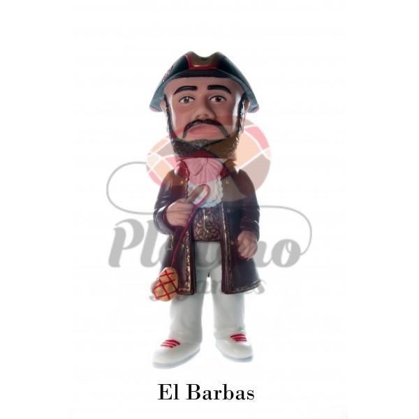 Barbas (Kiliki Pamplona)