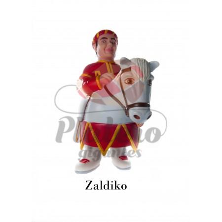 Zaldiko blanco (Kiliki Pamplona)