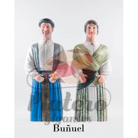 Ana y Antón (Gigantes Buñuel)